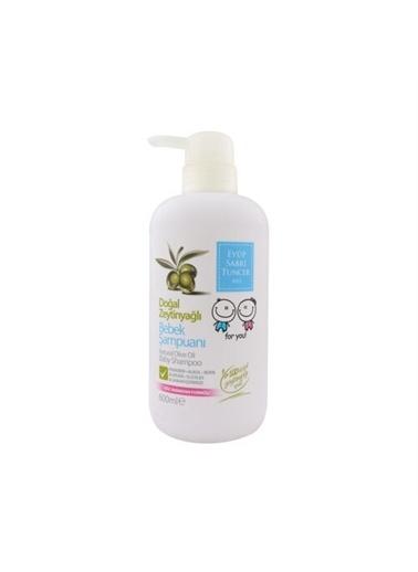 Eyüp Sabri Tuncer Eyüp Sabri Tuncer Paraben Içermeyen Doğal Zeytinyağlı Bebek Şampuanı 600 Ml Renksiz